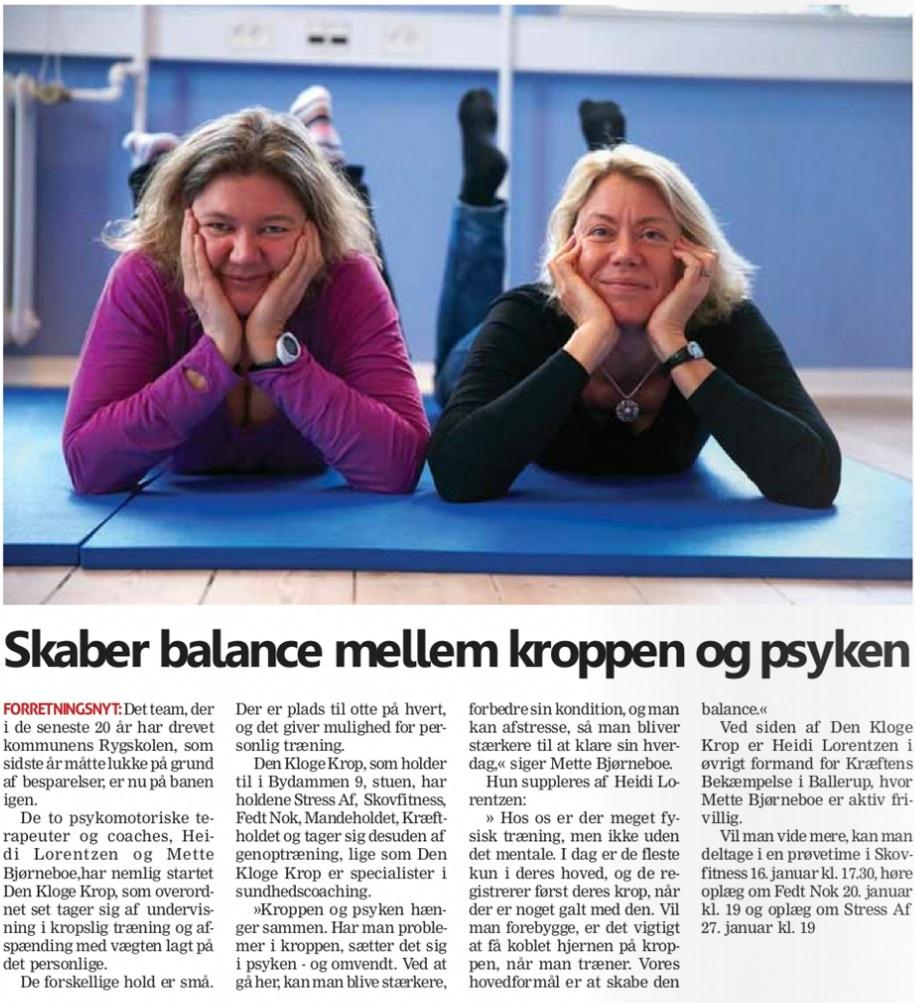 Ballerup Bladet 14/1/2013